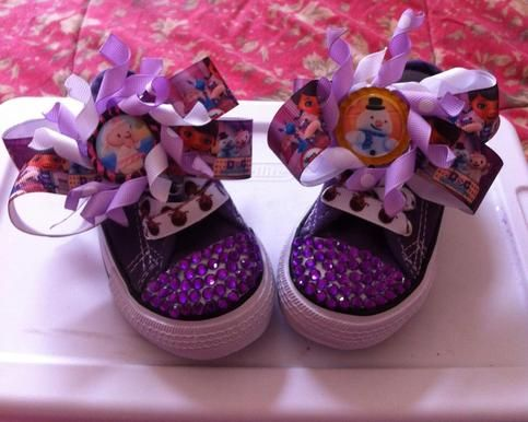 Doc Mcstuffins shoes