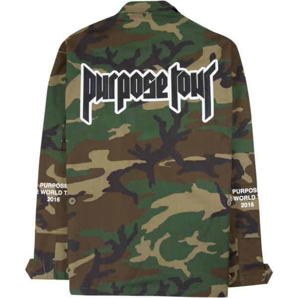 Purpose Tour Military Jacket ($175) ❤ liked on Polyvore featuring outerwear, jackets, tops, army jacket, military jacket, brown jacket, brown military jacket and field jackets