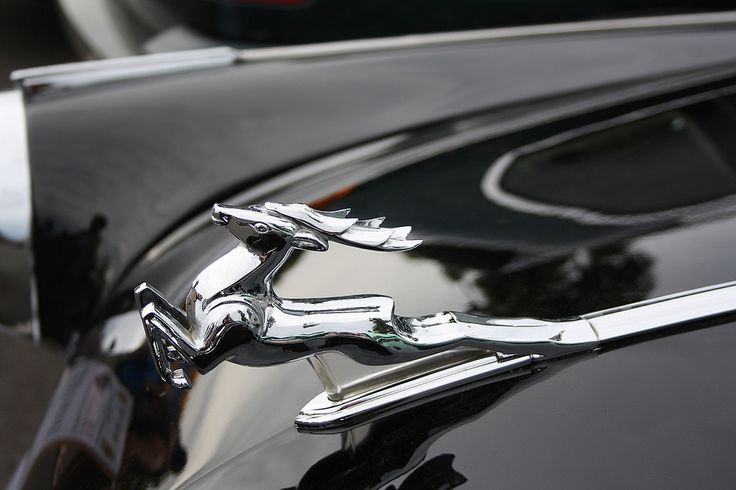 1963 Gaz 21 Hood Ornament