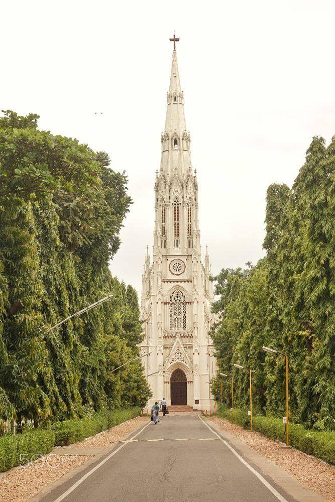 Loyola campus , Chennai.