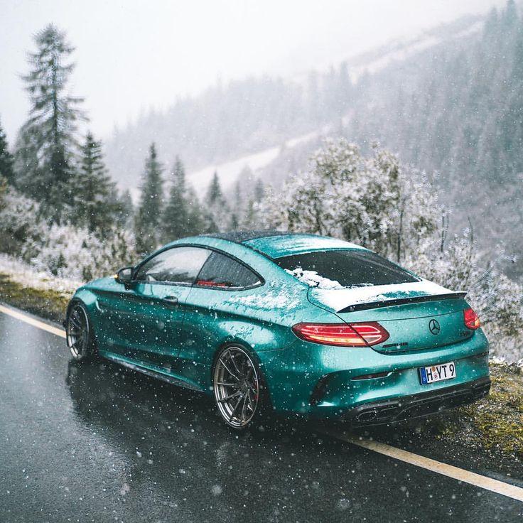 "mbenzgram on Instagram: ""#TouchTheButt 🍑 #ThatColorTho #C63S #AMG #AMGPower #C205 #Austria #MercedesAMG #MercedesBenz #TheBestorNothing #mbenzgram Car @mryido…"""