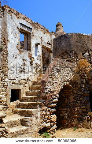 Venetian castle on Kythera island, Greece by Yiannis Papadimitriou, via Shutterstock