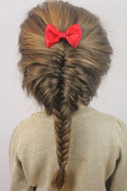 Obejrzyj galerię i zainspiruj się! Przedstawiamy 10 pomysłów na słodkie fryzurki, znalezione na Pintereście.