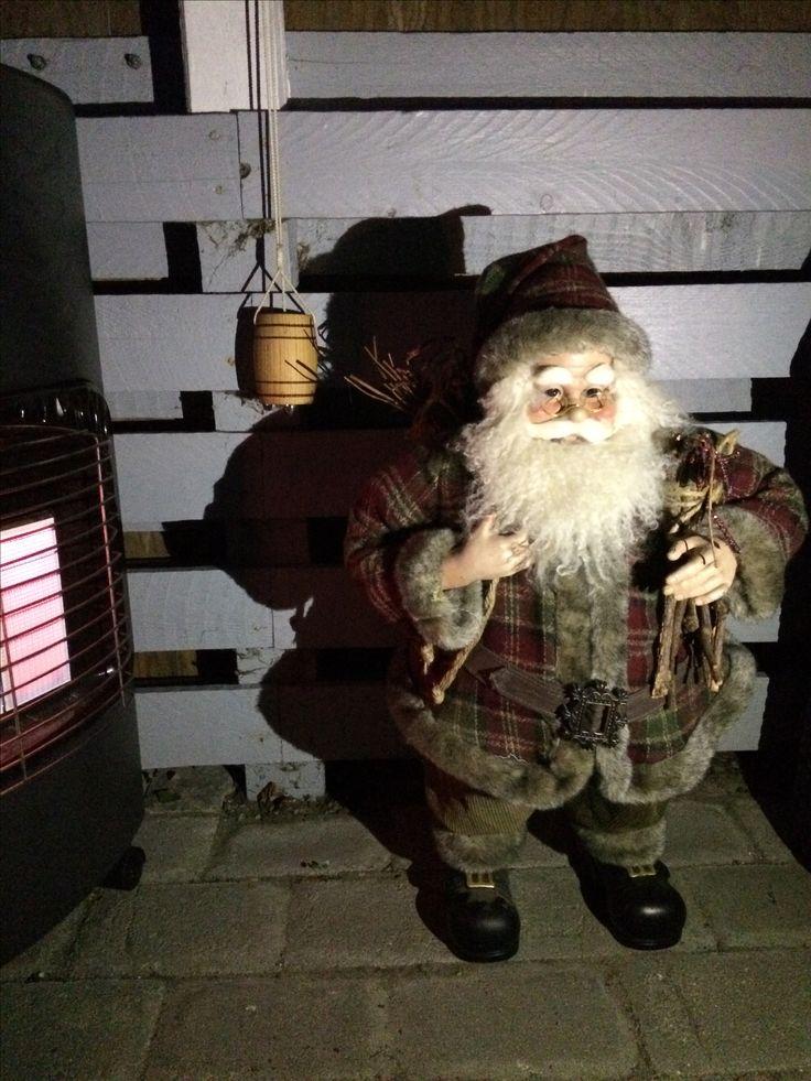 Julemanden på Kalundborg Camping