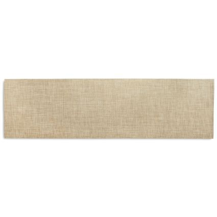 "Chilewich Basketweave Floor Runner, 106"" x 30"" 