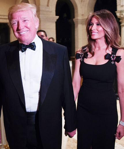 Stefano Gabbana Praises Melania Trump's Outfit — & People Aren't Pleased+#refinery29