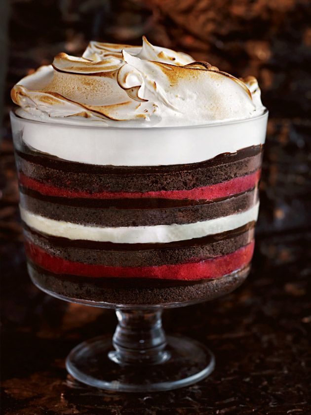 Best 25 traditional trifle recipe ideas on pinterest for List of traditional christmas desserts