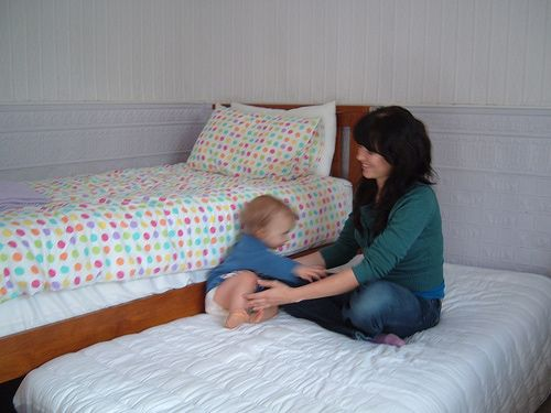 Toddler Sleep - How to Get a Toddler to Sleep Alone in His Own Room