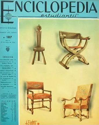 Enciclopedia Estudiantil - Nº 187 - 1964 - Codex - $ 30,00