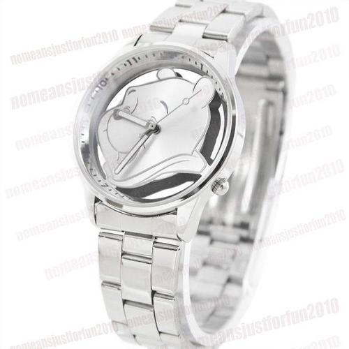 Condition:100% brand new   Type: wrist watch   Watch Movement: Quartz Movement   Watch Material: Stainless   Belt Material:Stainless   Dial peace Diameter: 3.6cm   Watch Belt Size:Adjustable   Net weight:74g   Package:   1pc wrist watch