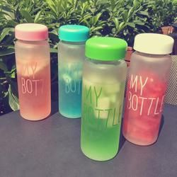 MY Water Bottle for Summer-Choice of Candy Color