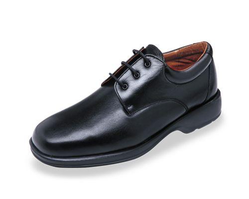 Diabetic Footwear for Man. Zapatos para diabéticos. Ref: Abel Negro