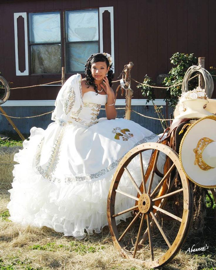 48 best images about Vestidos Charras on Pinterest ...