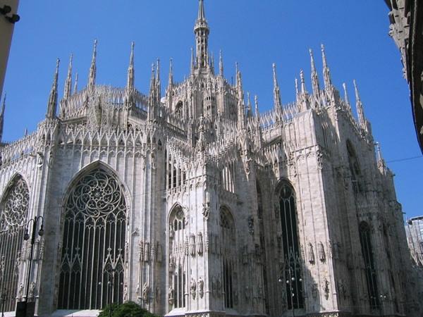 Duomo, Milano ITALY