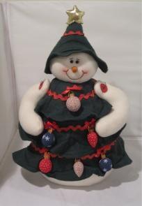 Adorable Decorative Snowman
