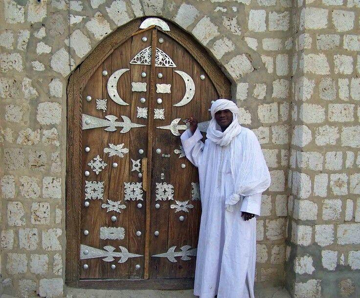 Timbuktu Symbols On The Door Symbols Pinterest