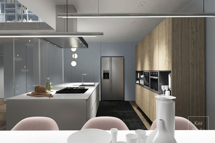 Behance :: Editing Teka kitchen competition