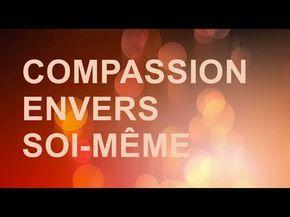 Médiation guidée en français - compassion envers soi-même ❤