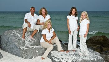 Family Beach Picture Poses   Orange Beach Alabama Photography Beach Portraits Vacation ...