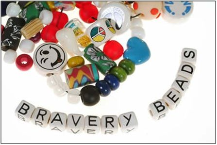 optimist bravery beads program - Google Search