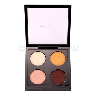 MAC Eyeshadow Quatro szemhéjfesték paletták   iparfumeria.hu