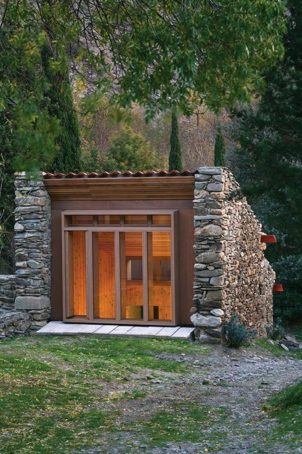preiswerte umgebung frisch minihäuser wald baustruktur