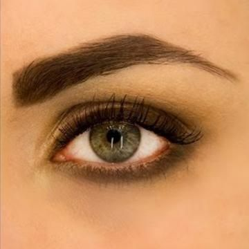 Smudged Eyeliner How-To