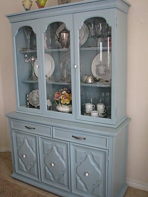Dining Room Sideboard Could DIY This By Buying Second Hand Piece S Of Furniture Painting