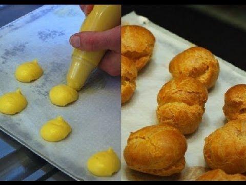 Technique de cuisine : Pâte à choux