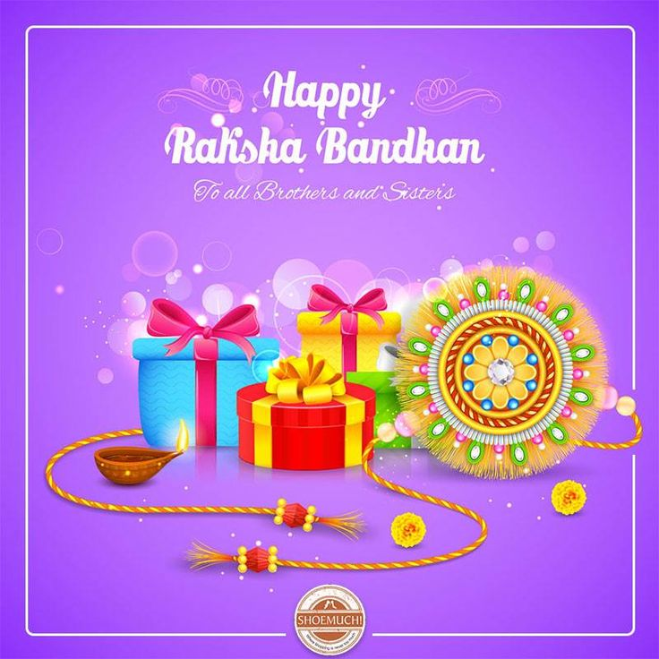 #Rakhi‬ is  R: rock strong relationship  A: acceptance all along  K: kindness to the core  H: heartwarming presence  I: idealistic relationship ‪ #ShoeMuch‬ wishes you all a very #HappyRakhi‬ ! #RakshaBandhan‬