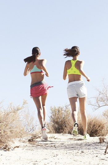 Monday Motivation: Nike's summer active collection. A bright way to run.