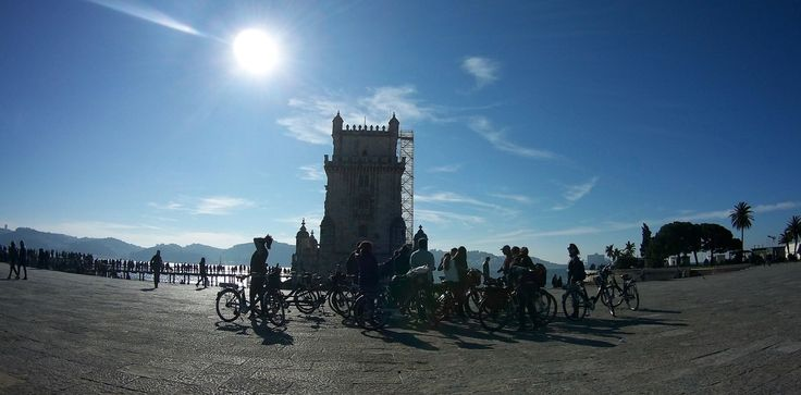 West Lisbon tour, Belém Tower