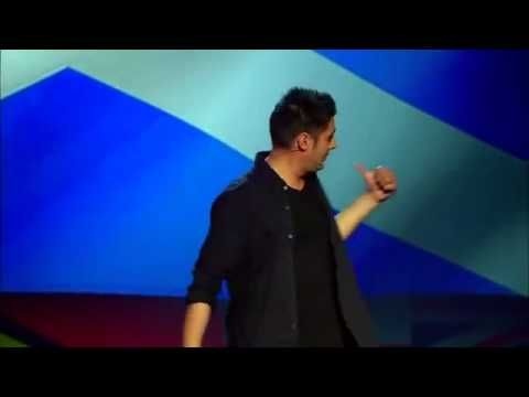 Danny Bhoy Live at the Commonwealth 2014