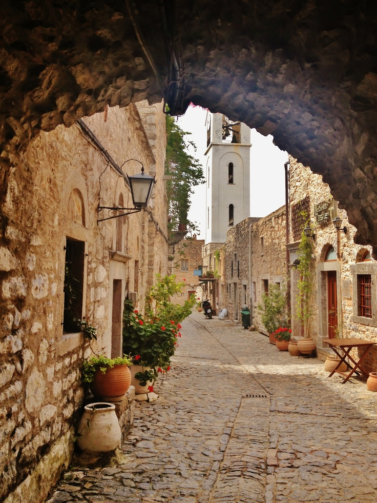 MESTA,CHIOS ... My home away from home