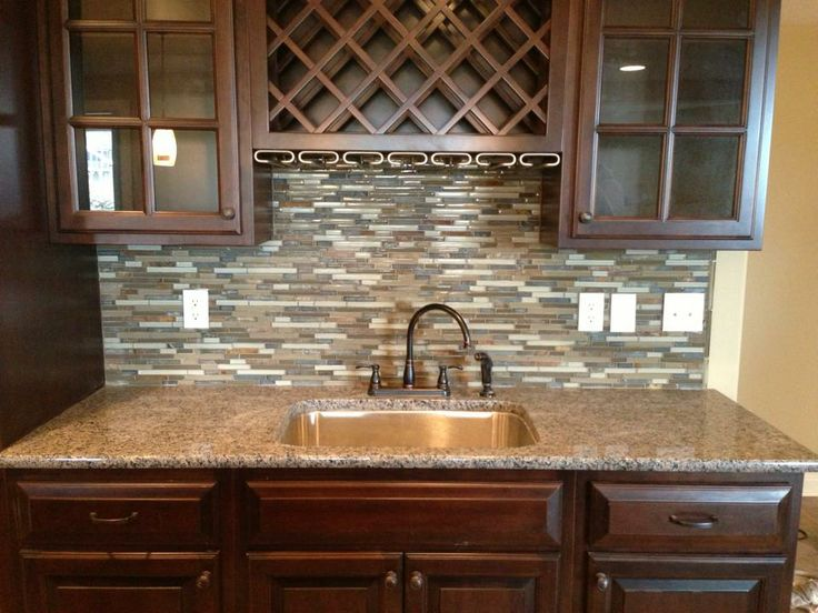 Tile Wet Bar Backsplash Done By 3 Kings CarpetsPlus COLORTILE In Fort  Wayne, IN.