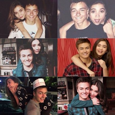 rowan blanchard and peyton meyer dating Peyton and rowan is the friendship/romantic pairing of peyton meyer and rowan blanchard they are reffered to as peytowan peyton and rowan play love interests on the show.