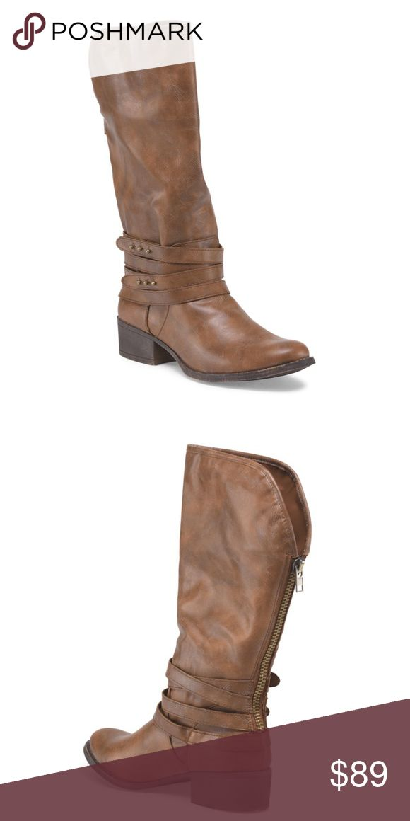 ❗️1 DAY SALE❗️Madden Girl Steve Madden Brown Boots NWT, Brand new in box, never worn! (The box is too long for a USPS shipping box so the boots will just ship by themselves) These are the perfect boots for Fall/Winter! Will match with anything, gorgeous brown zip up in the back! Brand: Madden Girl by Steve Madden Steve Madden Shoes Over the Knee Boots