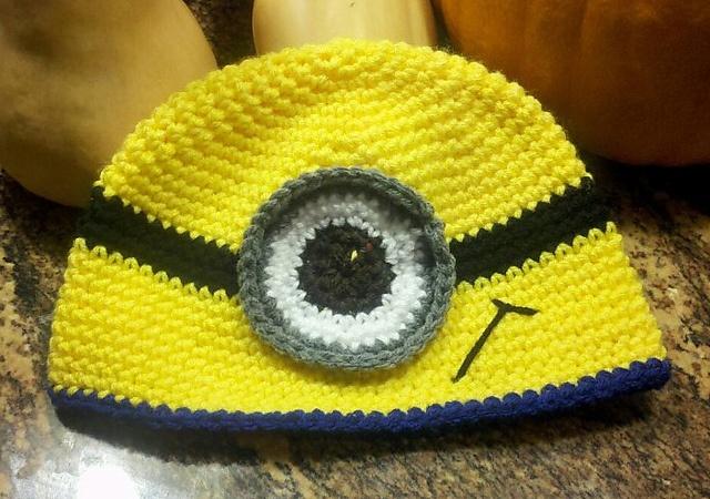 Minion Hat And Gloves Erieairfair