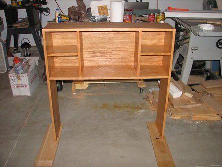 Pdf Plans Bed Bookcase Headboard Wood Projects Dummies Diy Pinterest And Bookshelf