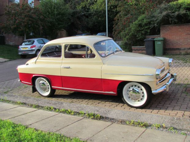Learn More About 1957 Skoda 440 On Bring A Trailer, The Home Of The Best  Vintage And Classic Cars Online.