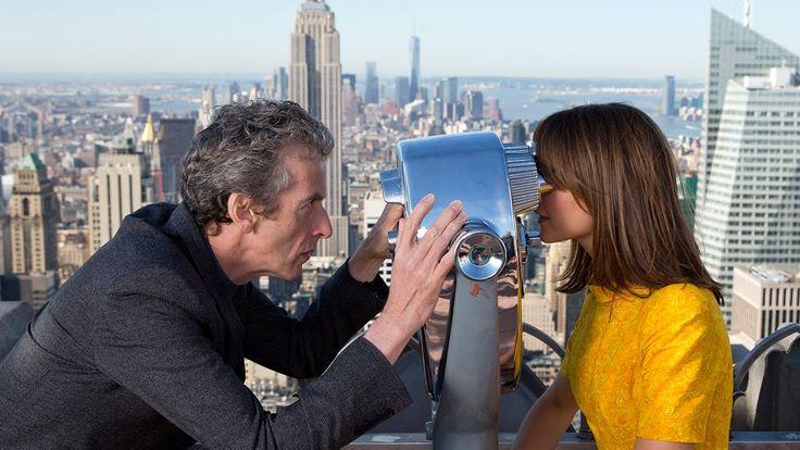 Peter Capaldi & Jenna Coleman ROCK New York City - Doctor Who World Tour - #DWWorldTour