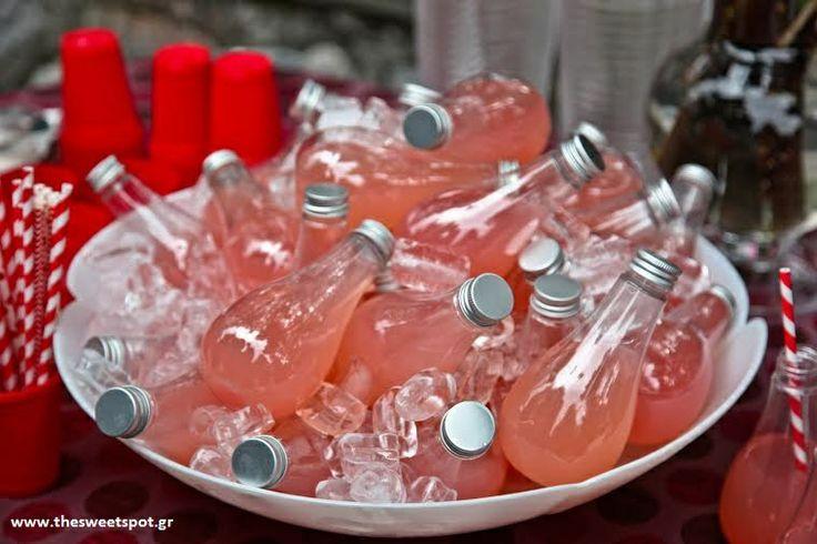 pink lemonade!!