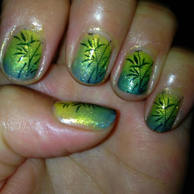 Lujoso Uñas De Acrílico Hawaiano Modelo - Ideas Para Esmaltes ...