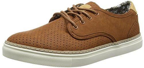 Oferta: 39.99€ Dto: -29%. Comprar Ofertas de Springfield, Zapato Casco Perforad - Zapatos para hombre, color dark brown 30, talla 43 barato. ¡Mira las ofertas!