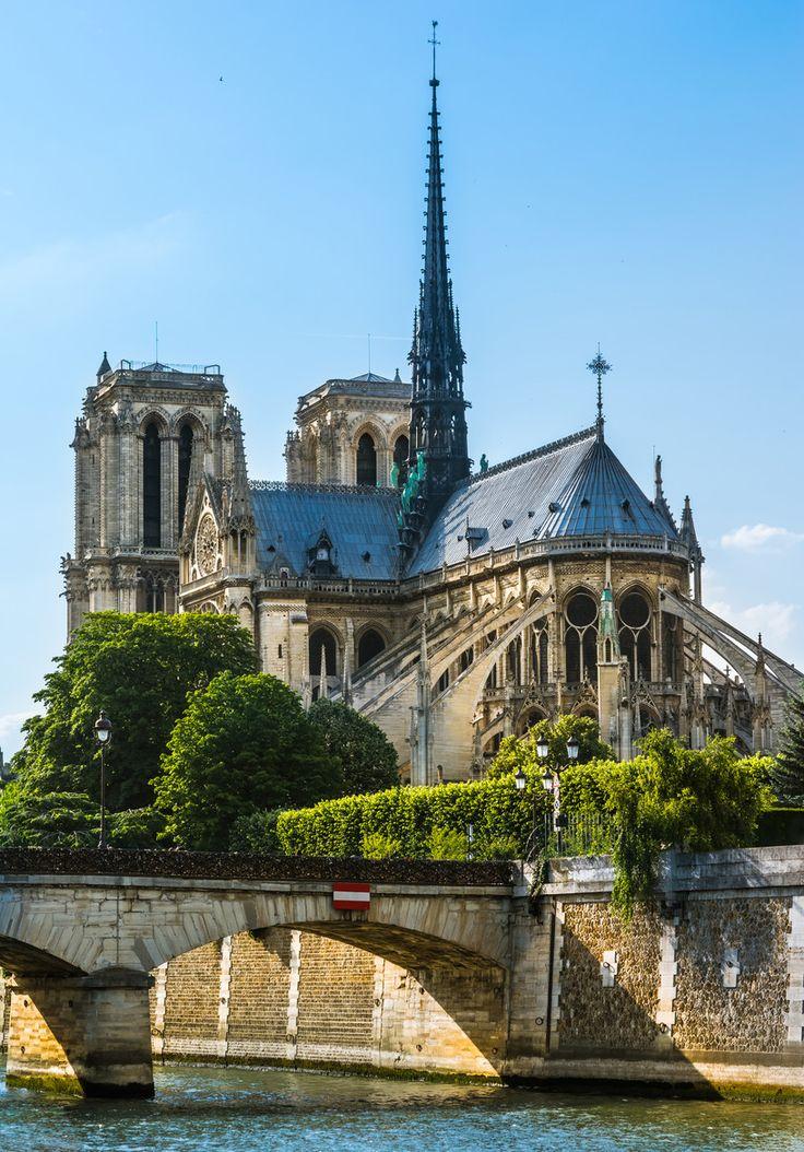 Fotografia Notre Dame de Paris cathedral de Ionut David na 500px