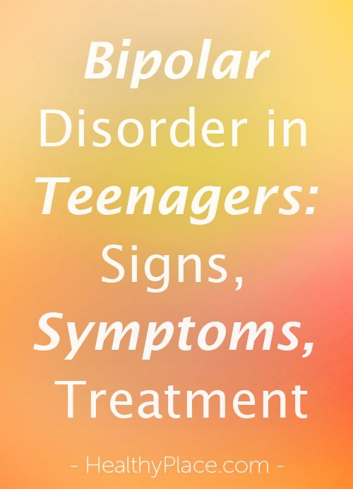 the symptoms and treatment of the bi polar disorder Rates of bipolar disorder in men and women are about equal and the typical onset of symptoms occur around 25 years of age there are many types of bipolar disorder three of the most common include bipolar i disorder, bipolar ii disorder, and cyclothymic disorder.