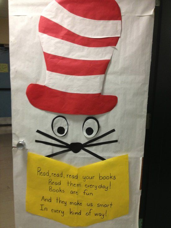 Music Classroom Door Decoration Ideas : Dr suess classroom door decorating ideas