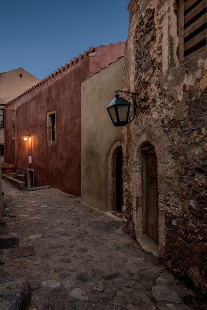 Μονεμβασια / Monemvasia - Greece #monemvasia #greece #travel #europe #lakonia #nikon_d750 #Λακωνια #Ελλαδα #Πελοποννησος #peloponnese #Μονεμβασια #architecture #buildings