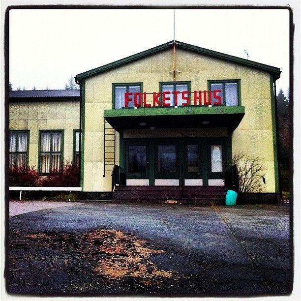 Folketshus i Fridafors