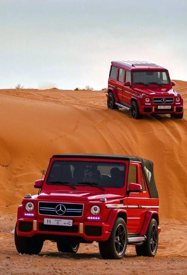 Mercedes Benz G Series